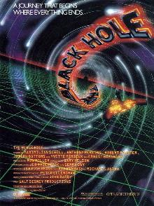 The Black Hole movie: retrospective (documentary: video).
