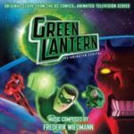 Green Lantern: The Animated Series music by Frederik Wiedmann.