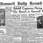 Mag-pulse weapon downed Roswell UFO.