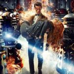 Lots of scary Daleks: Moffat, Matt Smith and Karen Gillan interviewed.