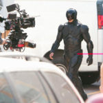 First look at new Robocop suit.