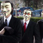 Anonymous takes down SFcrowsnest.net and StephenHunt.net.