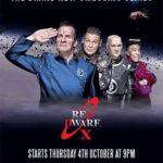 Smeg this… Red Dwarf X.