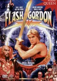 Flash Gordon is the Queen's favourite movie (news).