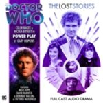Doctor Who: Lost Stories: Powerplay by Gary Hopkins 	(CD review).