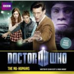 Doctor Who: The Nu-Humans (11th Doctor Original) by Cavan Scott (CD review).