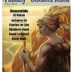 The Magazine Of Fantasy & Science Fiction Nov/Dec 2012 Volume 122 # 704 (magazine review).