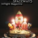 Andromeda Spaceways Inflight Magazine # 56 (magazine review).
