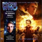 Doctor Who: The Burning Prince by John Dorney (CD review).