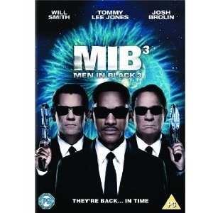 Men In Black: from comic-book to movie series (video).