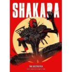 Shakara: The Destroyer by Robbie Morrison and Robbie Flint (graphic novel review).