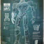 Pacific Rim… big robots are big.
