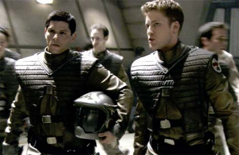 Battlestar Galactica reboot reboot coming, from Sam Esmail (of Mr. Robot-fame).