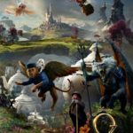 Oz the Great and Powerful: Yeah, and monkeys might fly out of my…