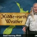And the weather in Elvish is… Gandalf-created storms?