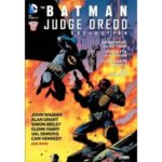 The Batman/Judge Dredd Collection by John Wagner, Alan Grant and Simon Bisley (comic-book review).