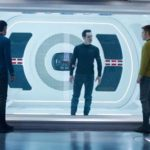 In Star Trek Into Darkness, actor Cumberbatch is... eskimo red shirt John Harrison?