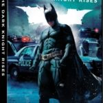 The Dark Knight Rises (2012) (DVD review).