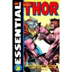 Essential Thor Volume 2 by Jack Kirby and Stan Lee (graphic novel review).