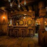 Dwarves now drinking at the Green Dragon Inn. Smaug not invited.