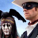 Lone Ranger? Don't be a stranger! Second trailer.