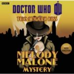 Doctor Who: The Angel's Kiss by Melody Malone (cd review).