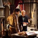 Da Vinci's Demons… TV does Renaissance-punk.