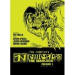 The Complete Nemesis The Warlock Volume 1 – Books 1-4 by Pat Mills, Kevin O'Neill, Jesus Redondo and Bryan Talbot (book review).