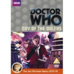 Doctor Who: Day Of The Daleks  by Louis Marks (DVD review).