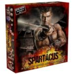 Spartacus: A Game Of Blood And Treachery by Sean Sweigart and Aaron Dill (board game review).