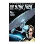 Star Trek: Countdown To Darkness # 1 by Roberto Orci, Mike Johnson, David Messina and Stephen Molnar (comic review).