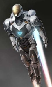 Want a real-life Iron Man suit? (weird news).