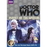 Doctor Who: Planet Of The Spiders by Robert Sloman	(DVD review).