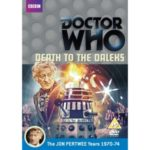Doctor Who: Death To The Daleks by Terry Nation (DVD review).