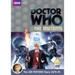 Doctor Who: The Mutants by Bob Baker and Dave Martin (DVD review).