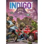 Indigo Prime: Anthropocalypse by John Smith, Lee Carter and Edmund Bagwell	(comic-book review).