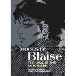 Modesty Blaise: The Girl In The Iron Mask by Peter O'Donnell and Enric Badia Romero(graphic novel review).