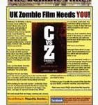 The Zombie Times: February 2013 edition (newsletter review).