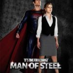 Man of Steel… looking steel-y.