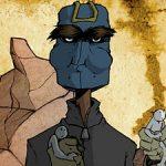 Masks (animated short movie).