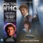 Doctor Who: The Seeds Of War by Matt Fitton and Nicholas Briggs (CD audio review).