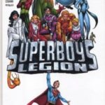 Superboy's Legion books 1 and 2 by Mark Farmer and Alan Davis (graphic novel review).