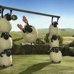 Shaun The Sheep… setting a high baaaa?