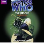 Doctor Who: The Rescue by Ian Marter (CD review).