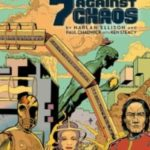 7 Against Chaos by Harlen Ellison and Paul Chadwick with Ken Steacy (graphic novel review).
