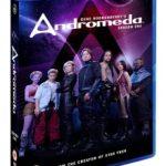 Andromeda TV series Season One Blu-ray boxset (Blu-ray review).