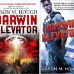 The Darwin Elevator (The Dire Earth Cycle book 1) by Jason M. Hough (book review).