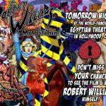 Robert Williams Mr. Bitchin' : a film review by Mark R. Leeper.