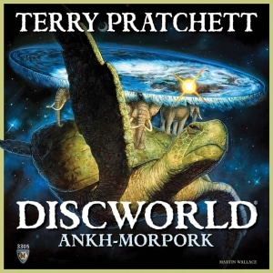 Discworld novels to become a TV series (news).