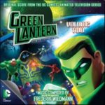 Green Lantern: The Animated Series: Volume Two by Frederick Wiedmann (CD review).